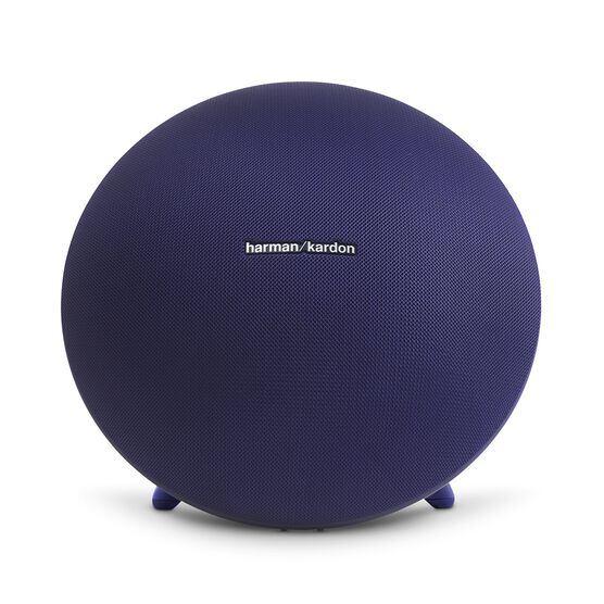 Onyx Studio 3 - Blue - Portable Bluetooth Speaker - Front
