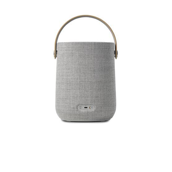 Harman Kardon Citation 200 - Grey - Portable smart speaker for HD sound - Back