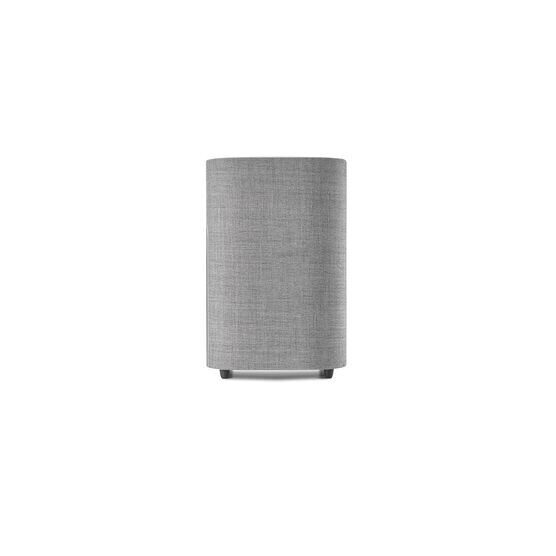 Harman Kardon Citation Sub S - Grey - Compact wireless subwoofer with deep bass - Left
