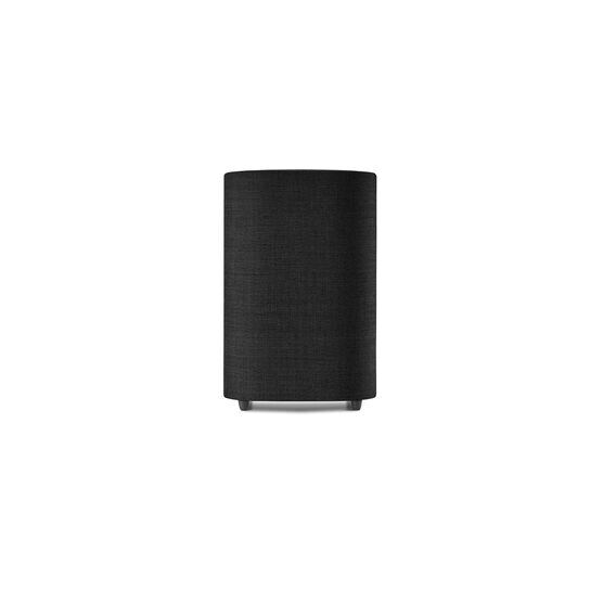 Harman Kardon Citation Sub S - Black - Compact wireless subwoofer with deep bass - Front