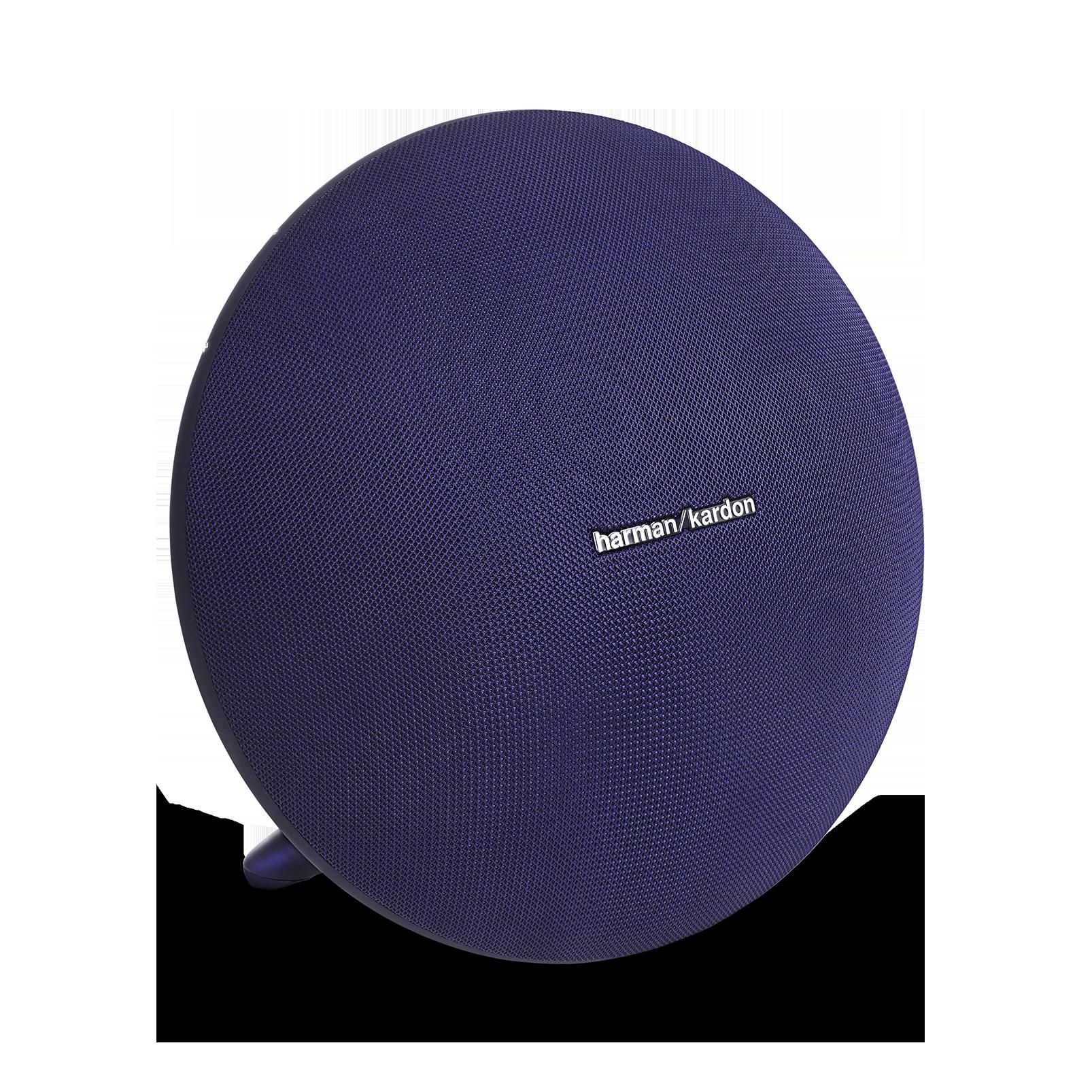 Onyx Studio 3 - Blue - Portable Bluetooth Speaker - Hero
