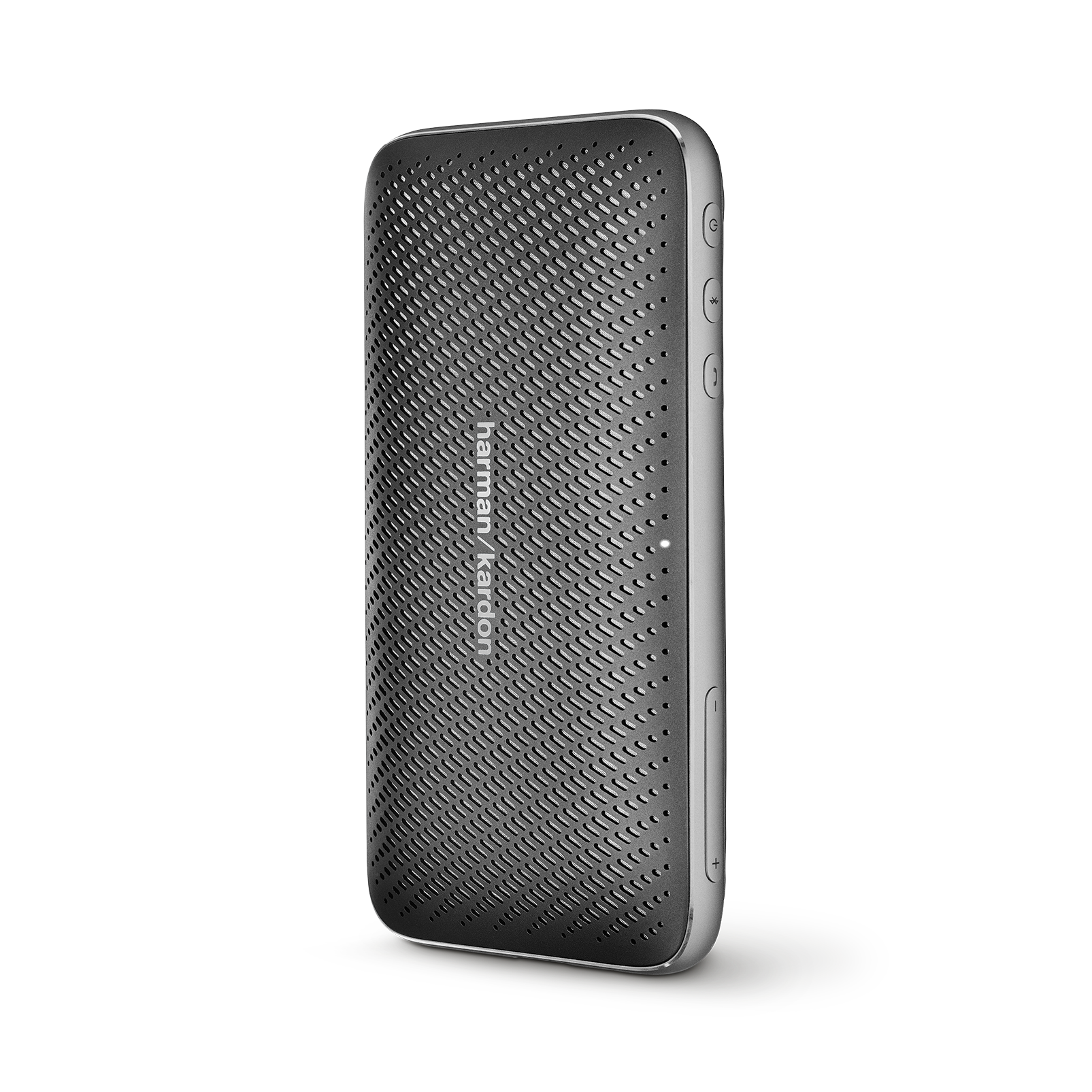 Harman Kardon Esquire Mini 2 - Black - Ultra-slim and portable premium Bluetooth Speaker - Detailshot 2