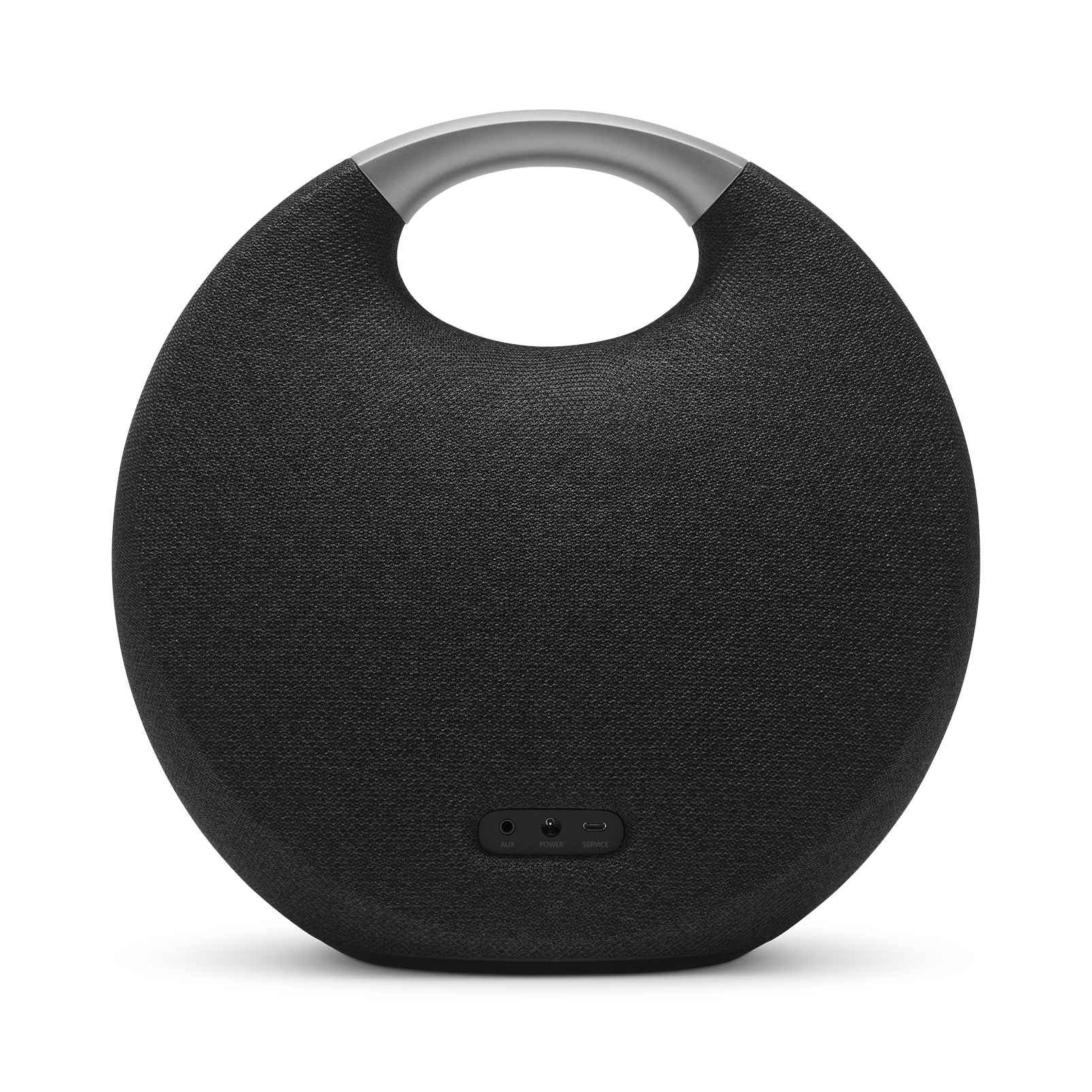 Onyx Studio 5 - Black - Portable Bluetooth Speaker - Back
