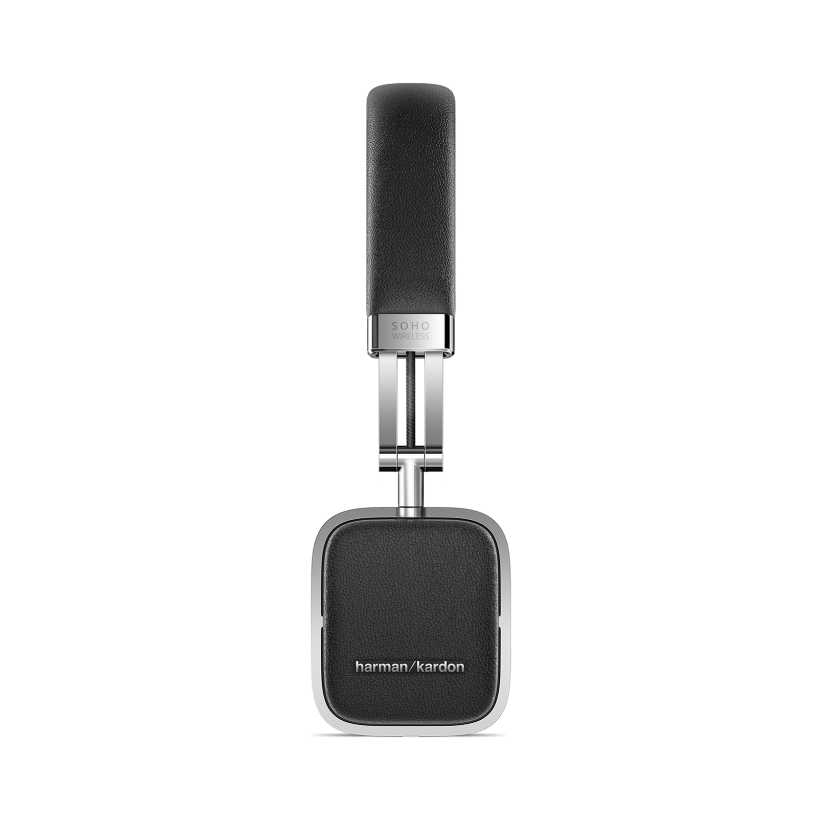 Soho Wireless - Black - Premium, on-ear headset with simplified Bluetooth® connectivity. - Detailshot 2