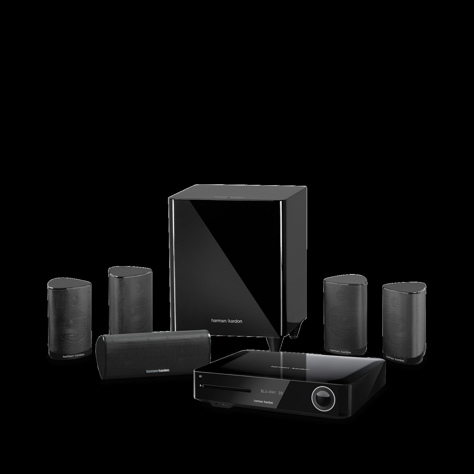BDS 685S | 5.1-channel, 525-watt, 4K upscaling Blu-ray Disc™ System ...